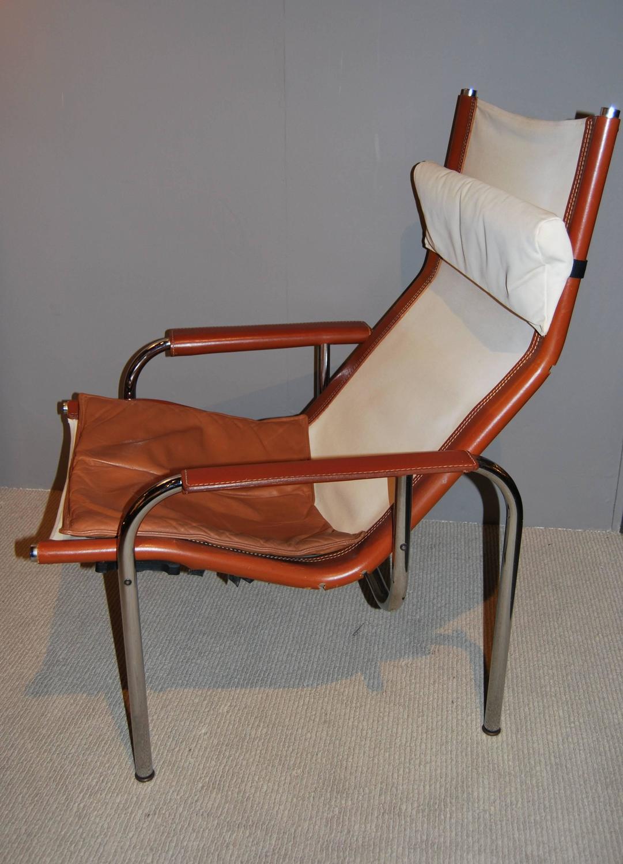 Hans Eichenberger Lounge Chair And Ottoman Switzerland