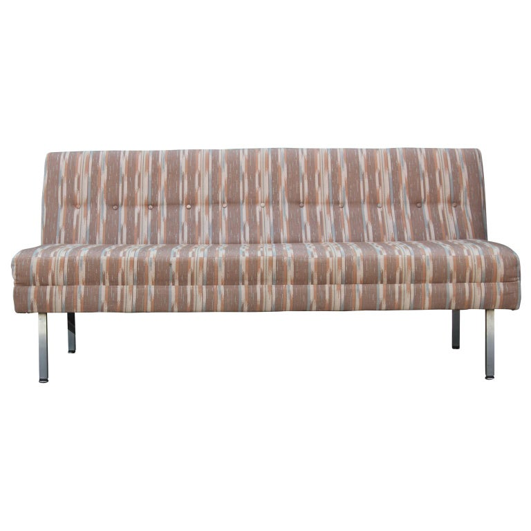 Modern George Nelson for Herman Miller Modular Group Sofa For Sale