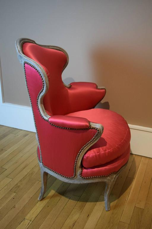 French Louis XV Armchair Owned by Elsa Schiaparelli For Sale