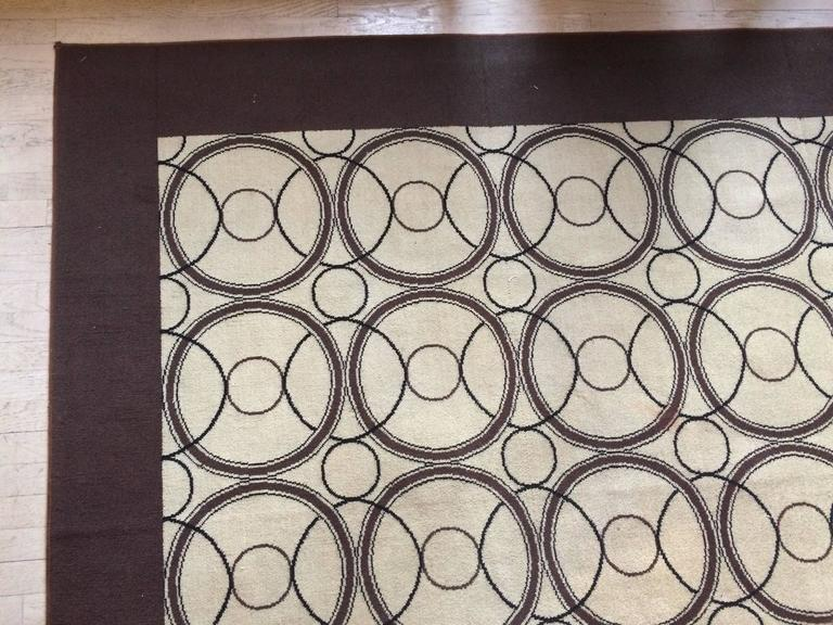 Mid-Century Modern Alessandro Albrizzi Rug from the 1960s For Sale