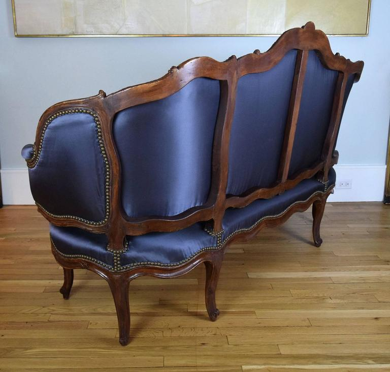 Century Furniture For Sale: 18th Century French Rococo Sofa For Sale At 1stdibs