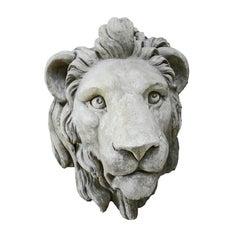 Minton Lion Head
