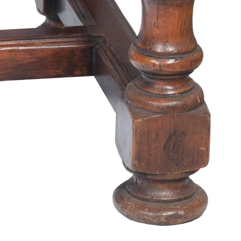 English Farmhouse Table In Good Condition For Sale In Lawrenceburg, TN
