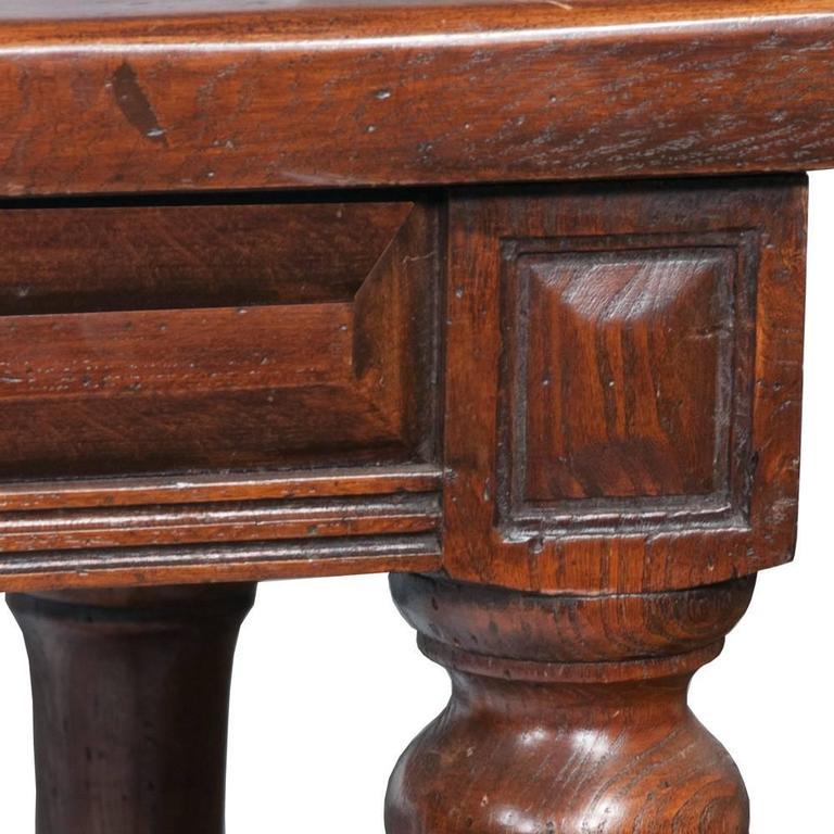 English Farmhouse Table For Sale 1
