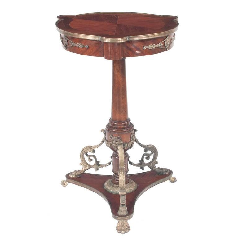 Empire Salon Table For Sale