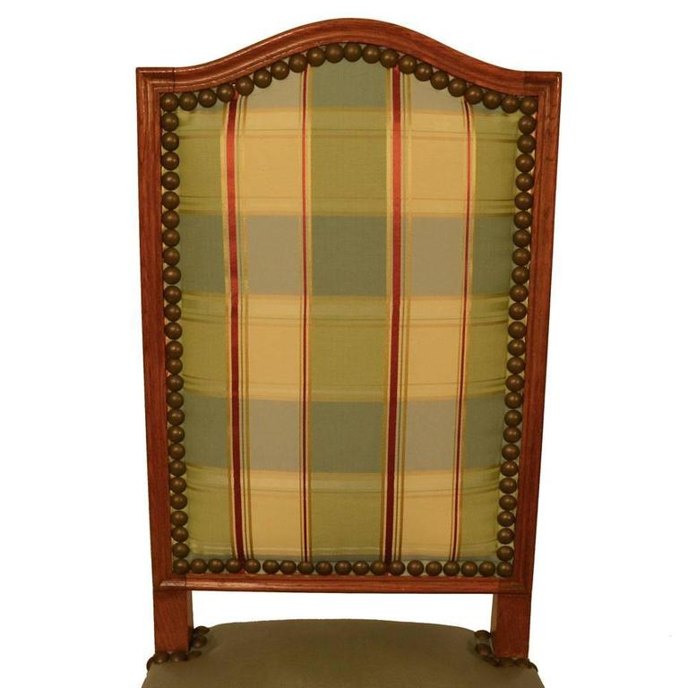 S/8 Country French Dining Chairs For Sale 1