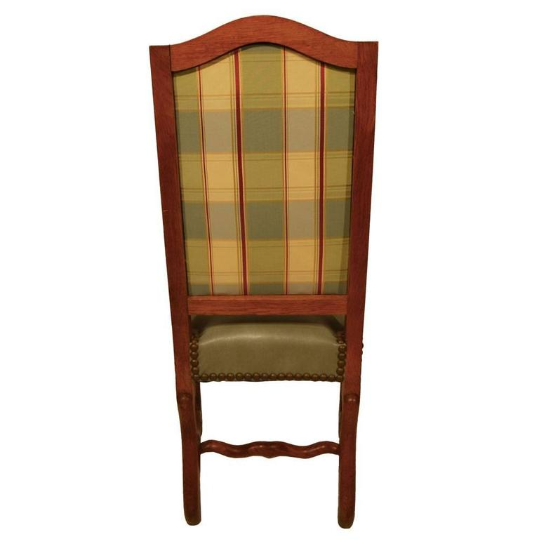 S/8 Country French Dining Chairs For Sale 3