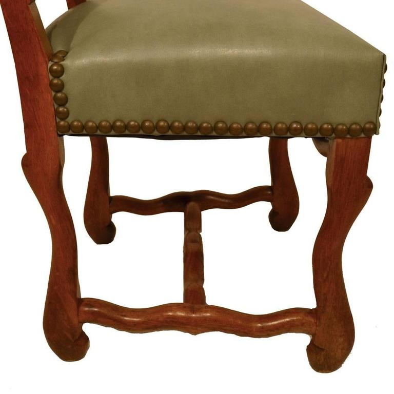 S/8 Country French Dining Chairs For Sale 5