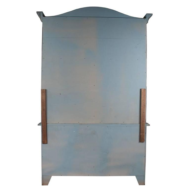 Country French Two-Part Cabinet For Sale 3