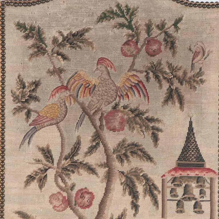 Mid-20th Century Three-Panel Tapestry