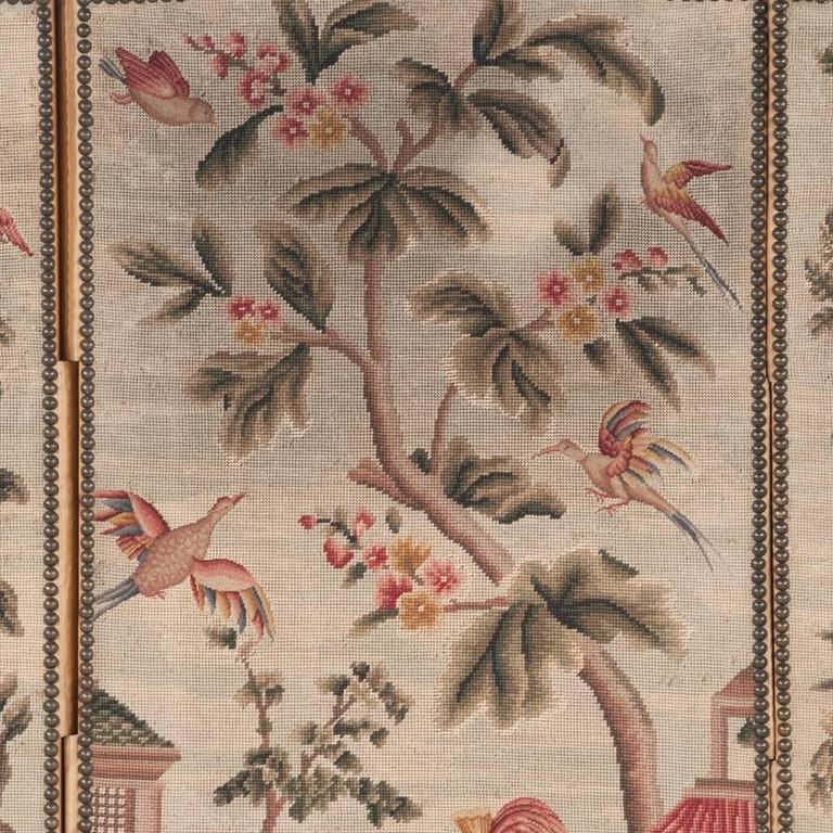 Three-Panel Tapestry 3