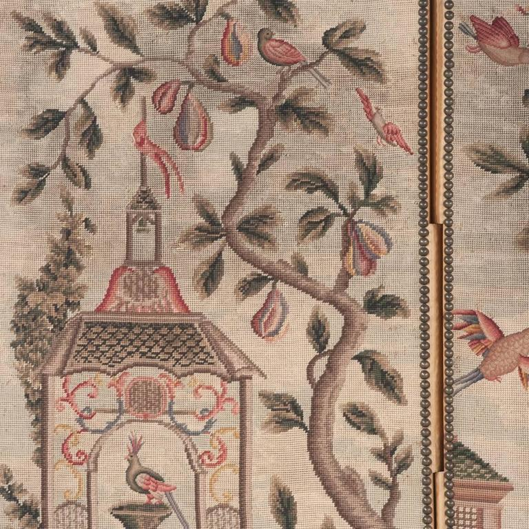 Three-Panel Tapestry 5