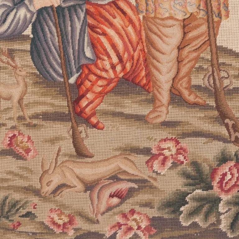 Three-Panel Tapestry 2
