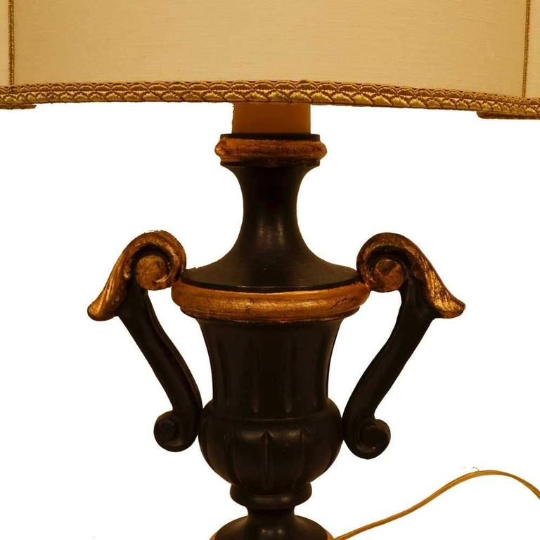Contemporary French Lamps, Pair For Sale