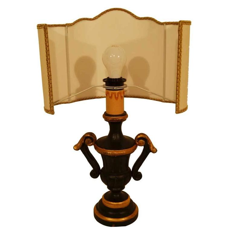 French Lamps, Pair For Sale 1
