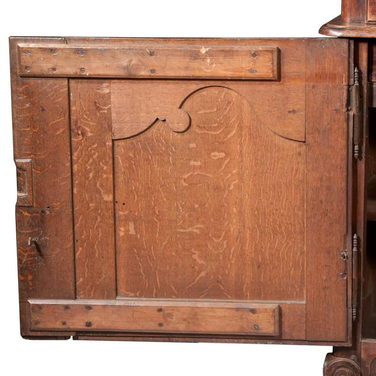 Country French Two-Part Buffet De Corps For Sale 5