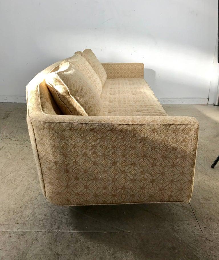 American Modernist Sofa Designed by Edward Wormley for Dunbar For Sale