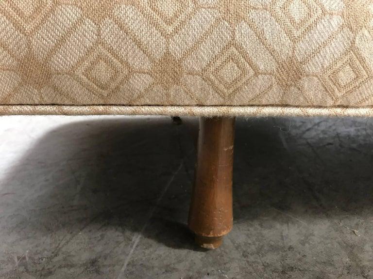 Modernist Sofa Designed by Edward Wormley for Dunbar 5