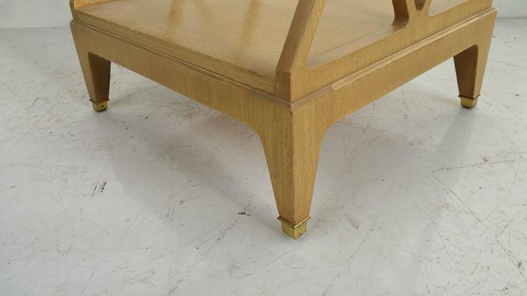 20th Century Rare Renzo Rutili Stand Johnson Furniture For Sale