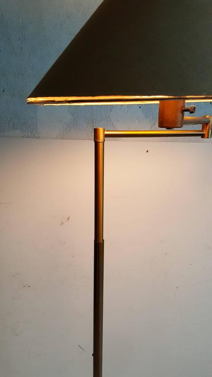 Early walter von nessen bronze swing arm floor lamp for sale at 1stdibs art deco early walter von nessen bronze swing arm floor lamp for sale aloadofball Gallery