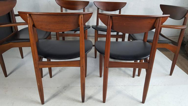 this set of six modernist dining chairs lane perception is no longer