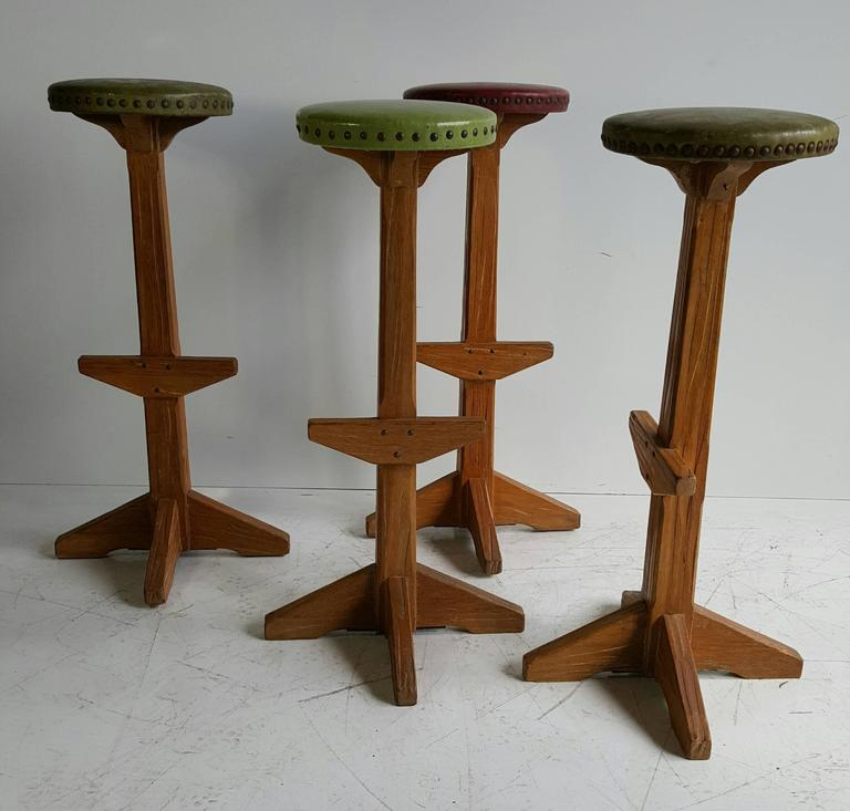 American Set of Four