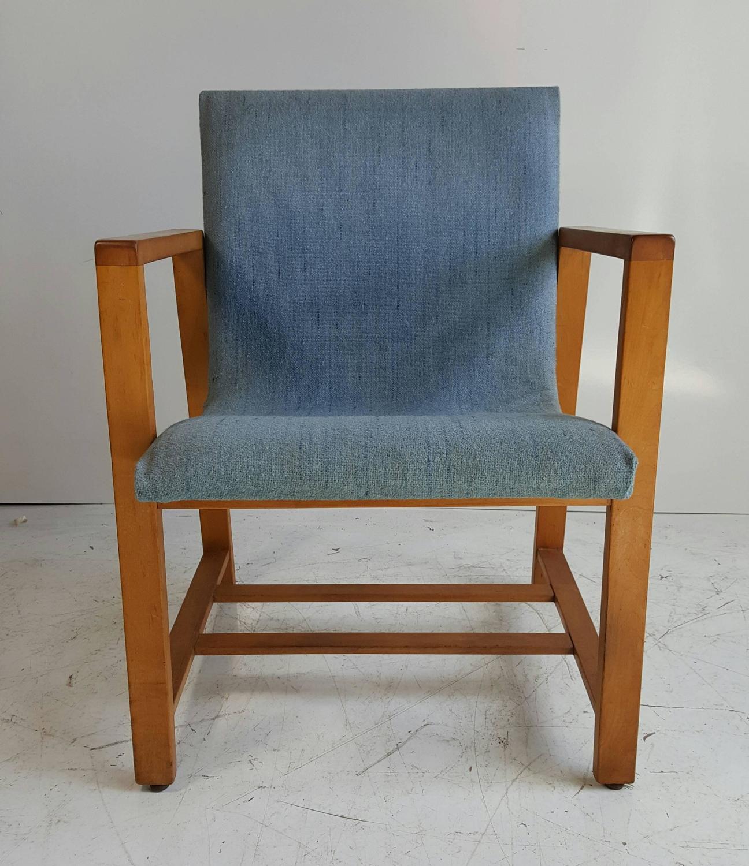 Rare Quot Kleinhans Quot Chair Circa 1939 Charles Eames Eero