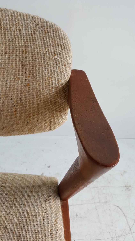 Set of Four Kai Kristiansen, Model 42 Dining Chairs, Made ...