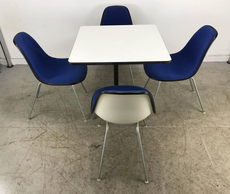 Classic Mid-Century Modern Charles and Ray Eames Dinette Set 2