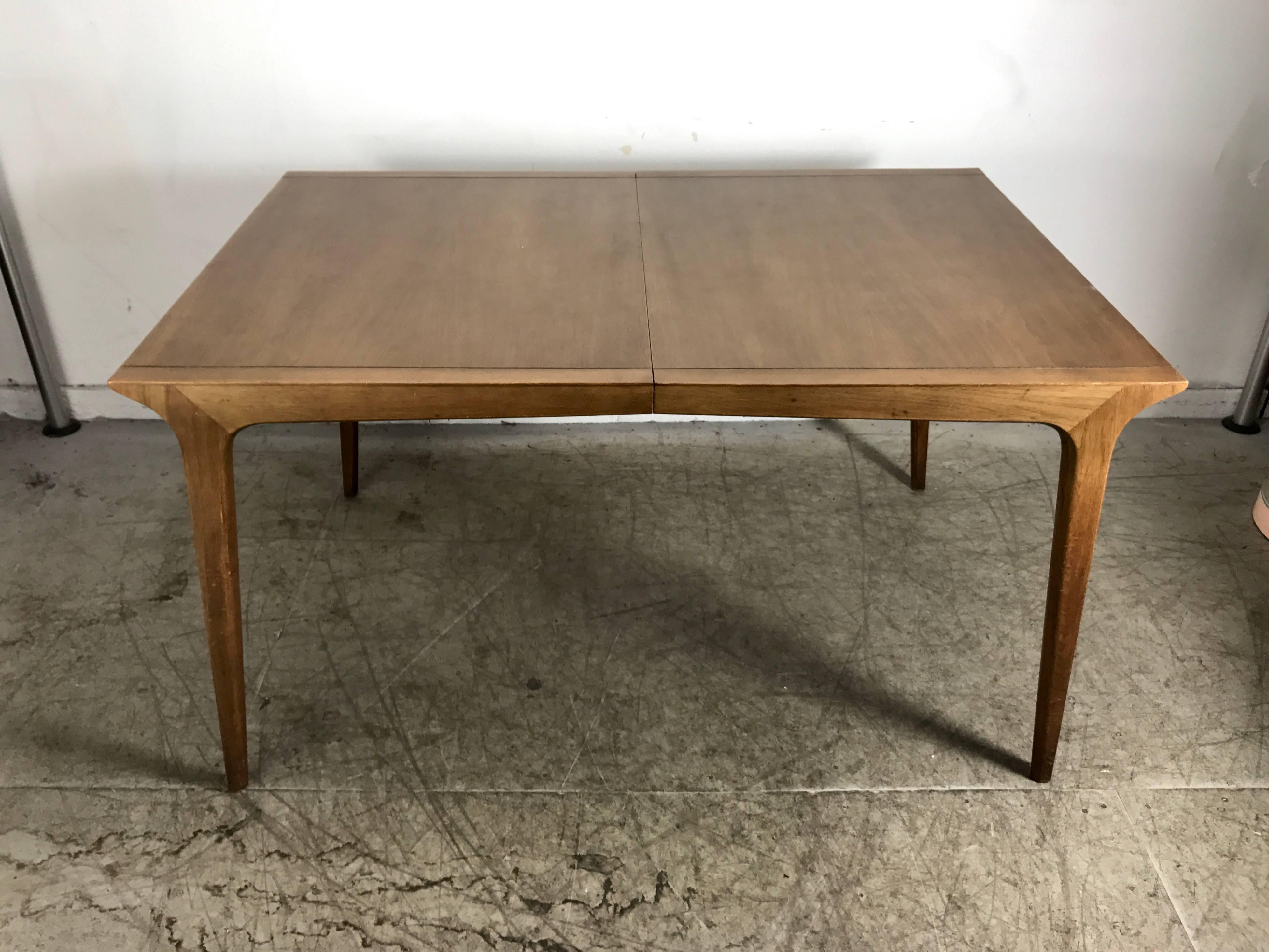 Merveilleux Drexel Profile Dining Table Designed By John Van Koert