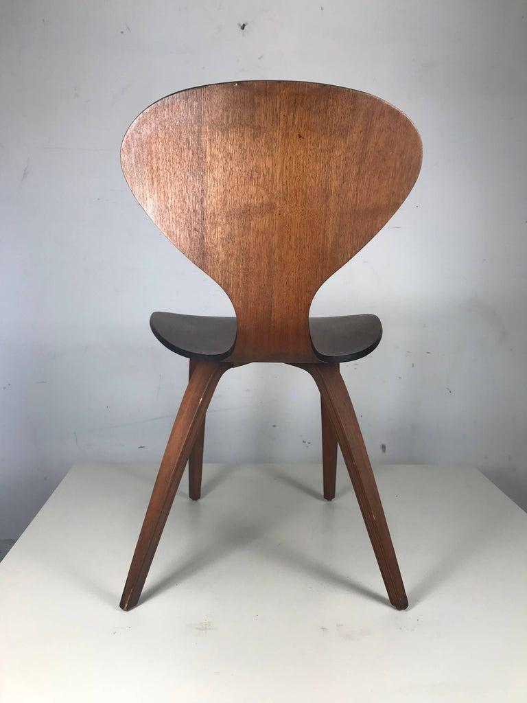 20th Century Classic Mid-Century Modern Plywood Chair by Norman Cherner for Plycraft For Sale