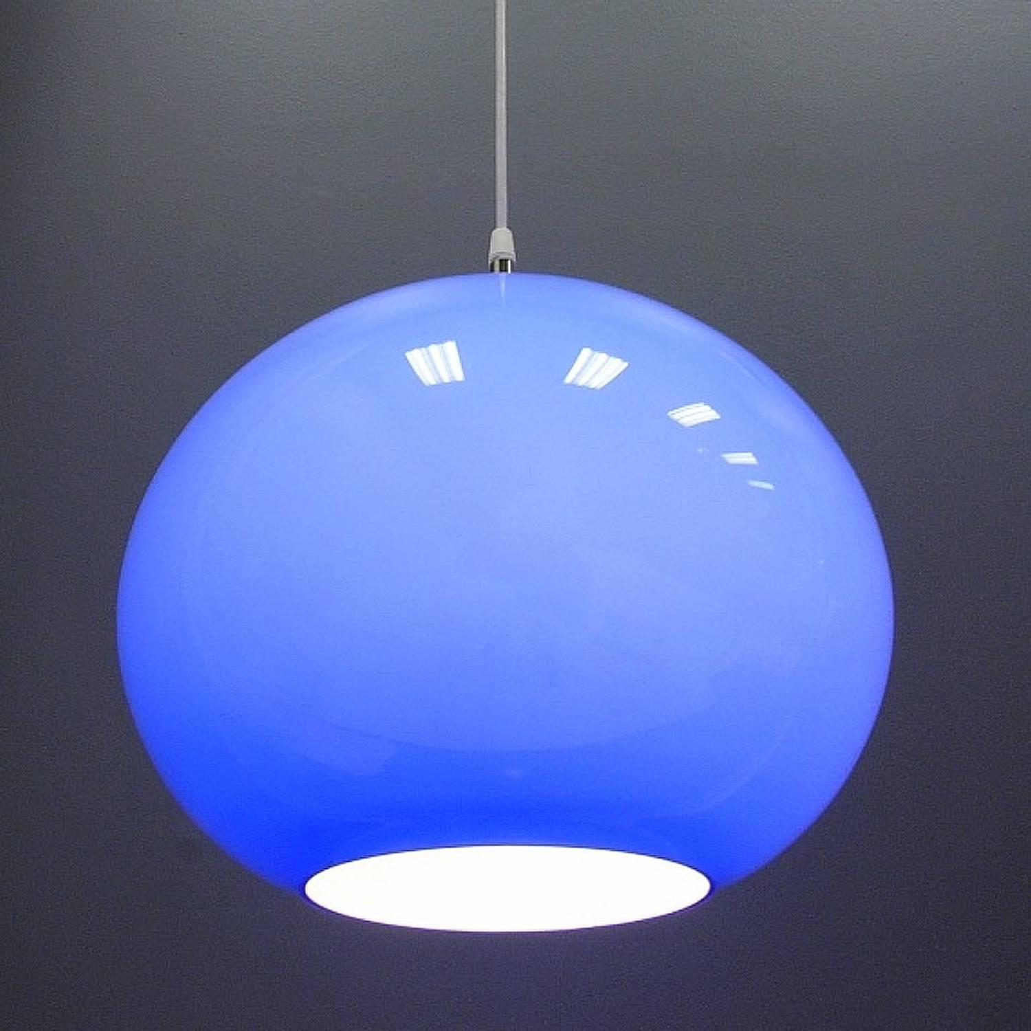 Globe Pendant Light Fixture