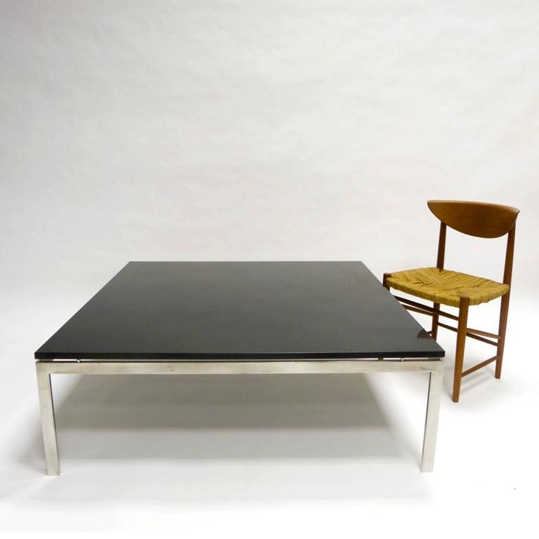 Impressive Monumental Coffee Table By Jacob Epstein For Cumberland Furniture For Sale At 1stdibs
