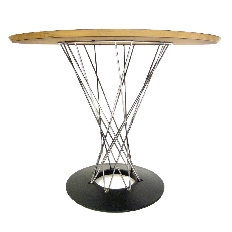 Noguchi Cyclone Dining Table Images Unique