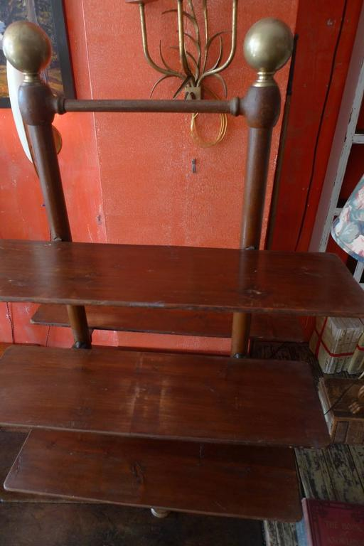 antique cabinets five rack end stand for at 1stdibs 10630