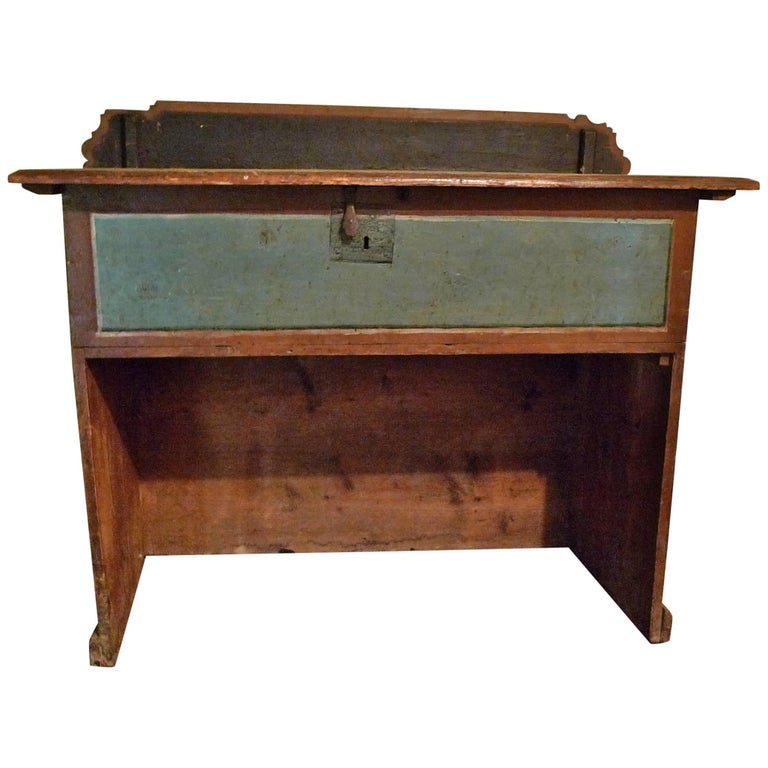 antique cabinets 19th century pine black shop counter at 1stdibs 10630