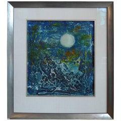 Moonlight Oil on Canvas