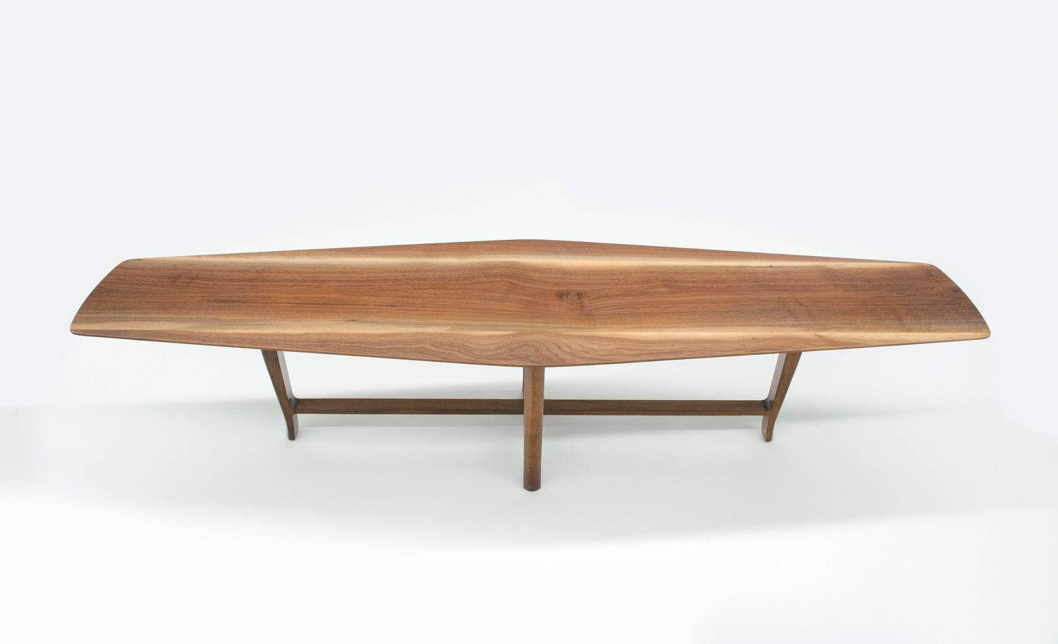 Rare Coffee Table By Edward Wormley For Dunbar At 1stdibs