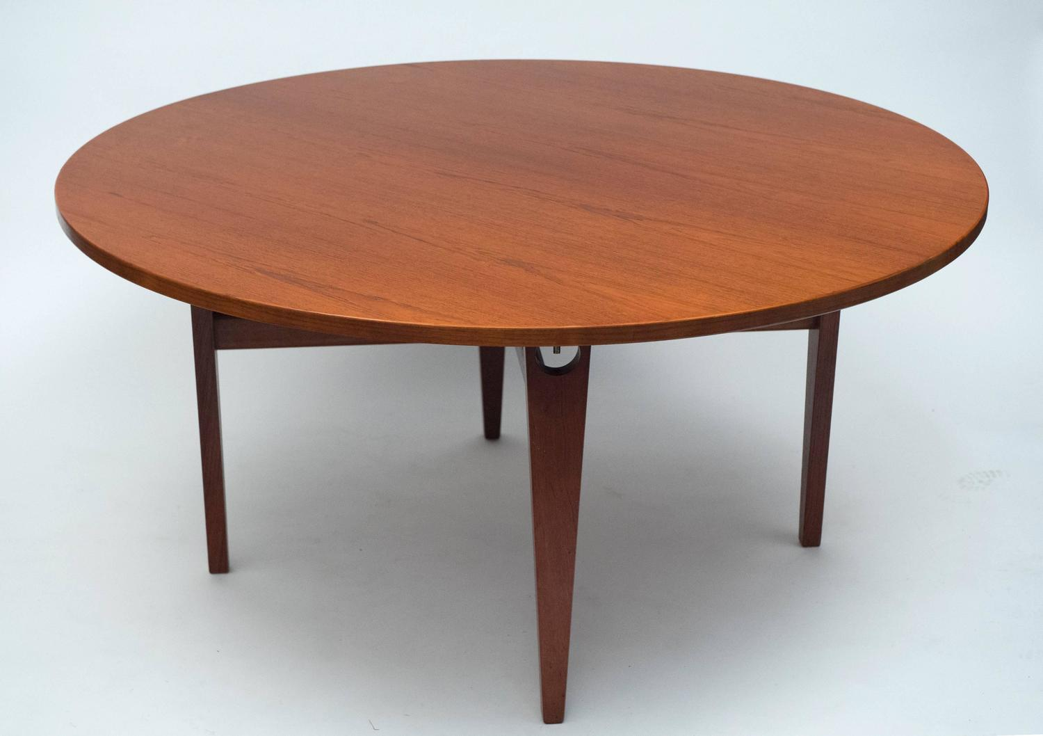 hans wegner round dining table for sale at 1stdibs