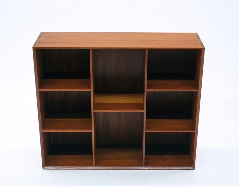 Modern Bookcase by Peter Hvidt and Orla Mølgaard-Nielsen 4