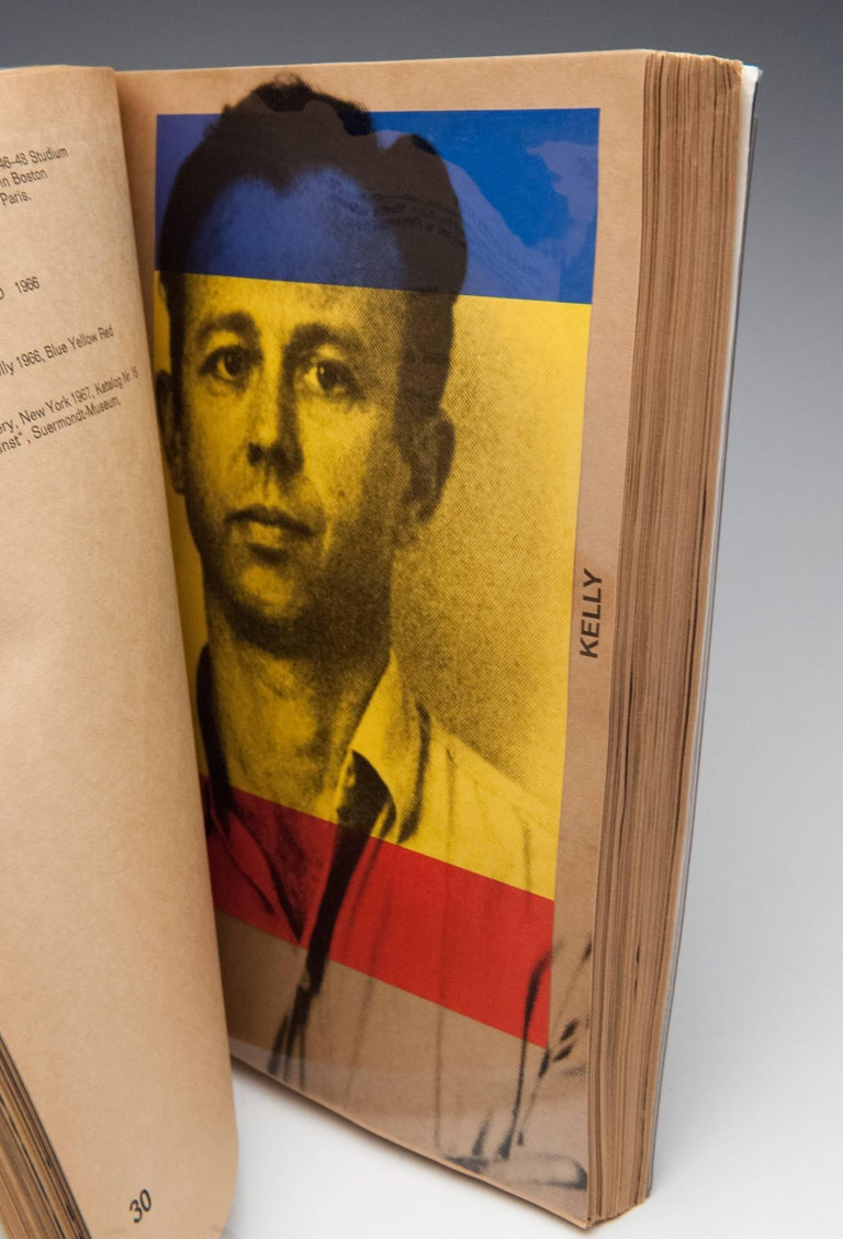 Kinst Der Sechziger Jahre 'Art of the 1960s' Book In Good Condition For Sale In Washington, DC