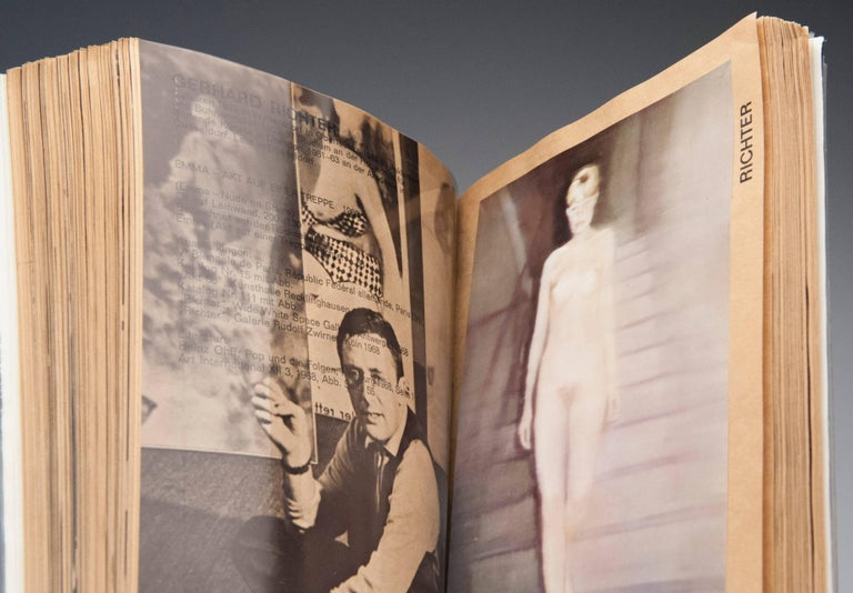 Mid-20th Century Kinst Der Sechziger Jahre 'Art of the 1960s' Book For Sale