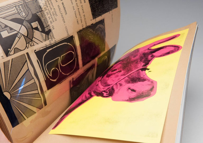 Paper Kinst Der Sechziger Jahre 'Art of the 1960s' Book For Sale