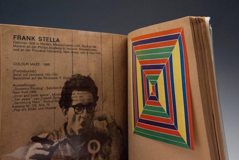 Kinst Der Sechziger Jahre 'Art of the 1960s' Book For Sale 2