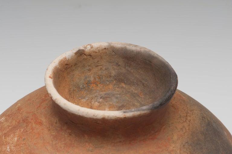 Pre-Columbian Narino Turtle Pottery Bowl For Sale 2
