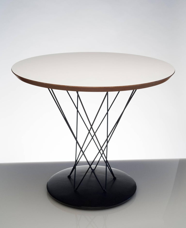 Mid-20th Century Early Noguchi Cyclone Side Table for Knoll For Sale
