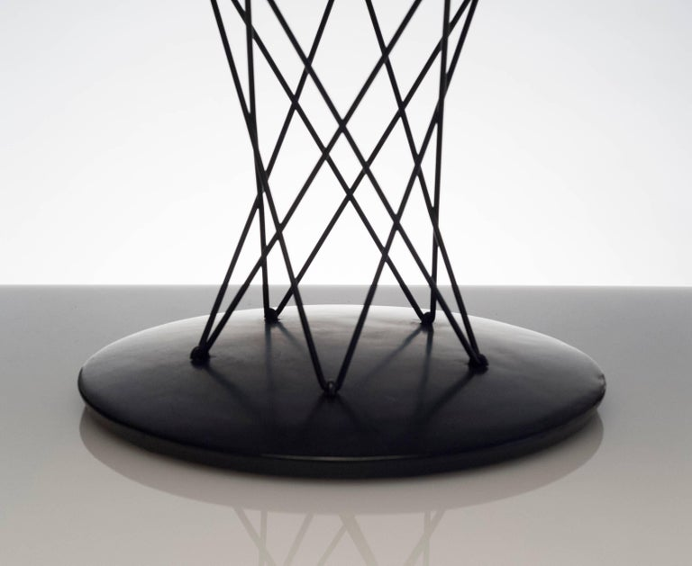 Early Noguchi Cyclone Side Table for Knoll For Sale 1