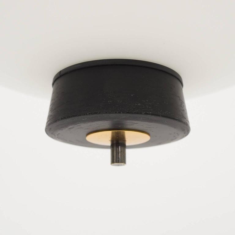 French Modernist 'UFO' Pendant, 1950s 4