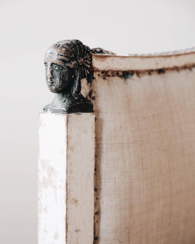 19th Century Gustavian Sofa 6
