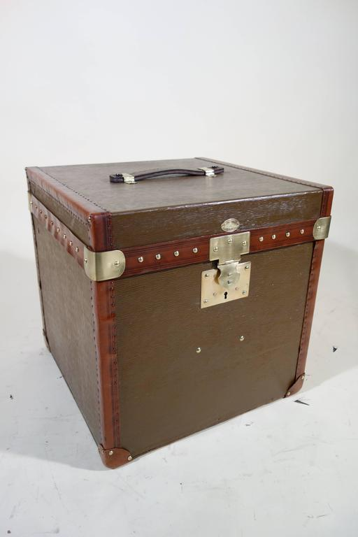 1910s Trunk For Man Hat Au Bon Marche For Sale At 1stdibs